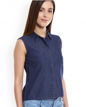 Women-Custom-Button-Sleeveless-Denim-Shirt-RO-3345-20-(1)