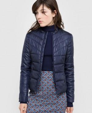 Women-Custom-Made-Short-Lightweight-Padded-Jacket-RO-103016-(1)