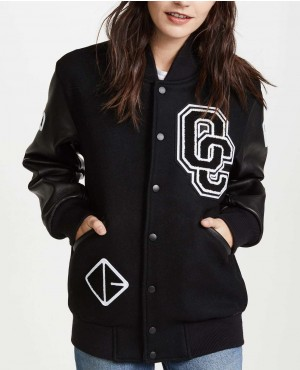 Women High Quality Custom Wholesale Varsity Jacket
