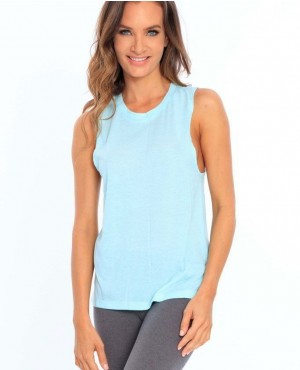 Women Muscle Tank Top