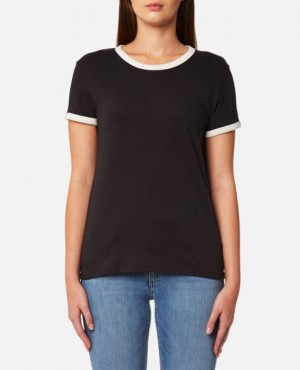 Women Perfect Ringer T Shirt