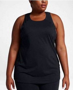 Women Plus Size Training Tank Top