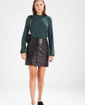 Women Stylish Sexy Mini Skirt Black