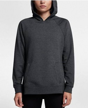 Women Training Hoodie with Sides Slits