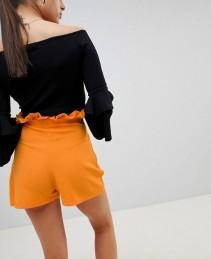 Fashion-European-Style-Pure-Color-Plain-Slim-Women-Biker-Shorts-RO-3205-20-(1)