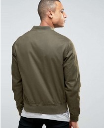 Men-Jacket-Cotton-Bomber-In-Khaki-RO-103134-(1)