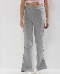Split-Leg-Lace-Up-Flared-Custom-Branded-Trousers-RO-3160-20-(1)