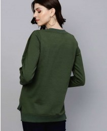 Women-Olive-Green-Solid-Sweatshirt-RO-3061-20-(1)