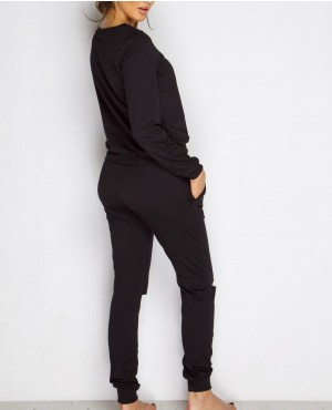 Black-Badged-Ripped-Knee-Loungewear-Sweat-Suit-RO-3275-20-(1)
