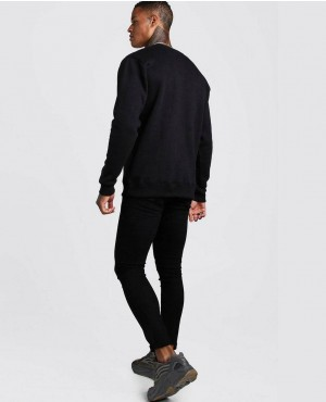 Black-Basic-Crew-Neck-Fleece-Sweatshirt-RO-2112-20-(1)