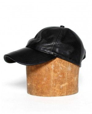 Black-Leather-Baseball-Cap-RO-2318-20-(1)