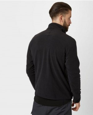 Black-Quarter-Zip-Fleece-Jacket-RO-103050-(1)