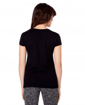 Black-T-Shirt-With-Foil-Printing-RO-2479-20-(1)