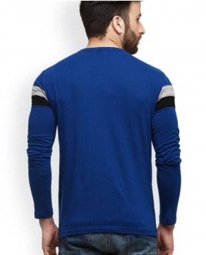 Blue-T-Shirt-With-Stripes-On-The-Front-And-Sleeves-With-Low-prices-RO-2137-20-(1)