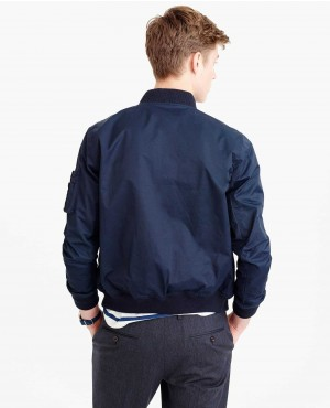 Classical-Bomber-Jacket-with-Sleeves-Pocket-RO-2125-20-(1)