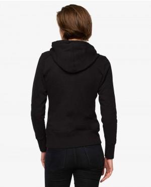 Classical Full Zipper Women Hoodie Style RO 102859 (1)