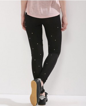 Cotton-Jersey-Studded-Tights-Leggings-RO-3069-20-(1)