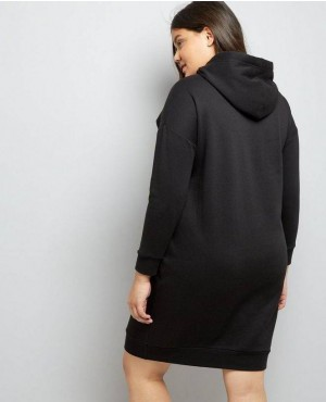 Curves-Black-Hoodie-Longline-Dress-RO-2858-20-(1)