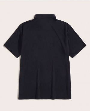 Custom-Embroidered-Detail-Color-Block-Polo-Shirt-RO-177-19-(1)