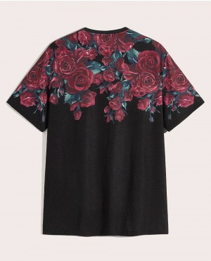 Custom-Floral-Design-Print-Short-Sleeves-RO-113-19-(1)
