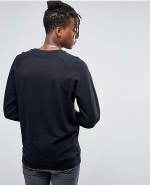 Custom-Raglan-Sleeves-Sweatshirt-In-Black-RO-2036-20-(1)