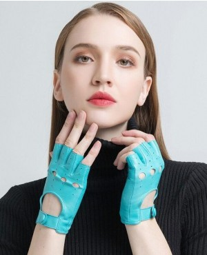 Fingerless-Gloves-Driving-Motorcycle-Warm-Blue-Unlined-RO-2376-20-(1)