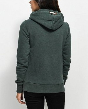 Forest-Green-Pullover-Hoodie-With-Side-Pocket-RO-2881-20-(1)