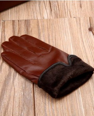 Genuine-Leather-Gloves-Women-Sheepskin-Warm-RO-2420-20-(1)