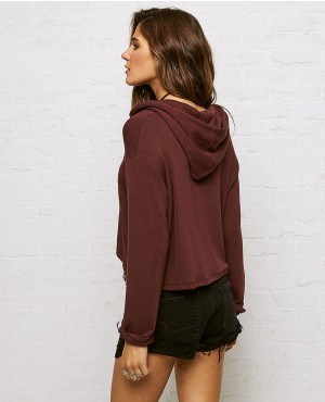 Girls-Burgundy-Pullover-Crop-Top-RO-102209-(1)