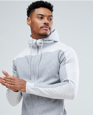 Grey-And-White-Hoodie-With-Zipper--Pocket-RO-2046-20-(1)