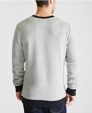 Grey-Heavy-Fleece-Custom-Made-Crewneck-with-Black-Ribbing-RO-2104-20-(1)
