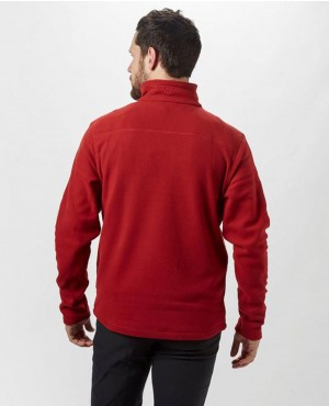 Half-Zip-Collar-Fleece-Jacket-RO-103060-(1)