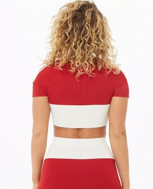 High-Quality-Color-Blocks-Crop-Top-And-Mini-Skirt-Set-With-Low-MOQ,-RO-2669-20-(1)