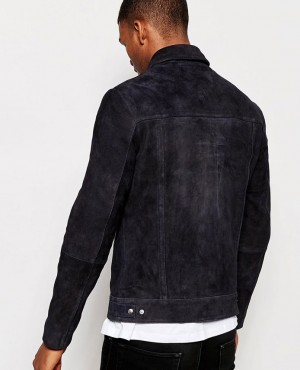 High-Quality-Custom-Design-Genuine-Suede-Bomber-Zipper-Pocket-RO-102359-(1)