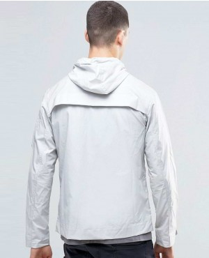 Jacket-With-Hood-Showerproof-In-Slim-Fit-Grey-RO-102581-(1)