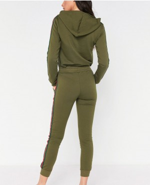 Khaki-Side-Stripe-Pullover-Hooded-Custom-Tracksuit-RO-3289-20-(1)