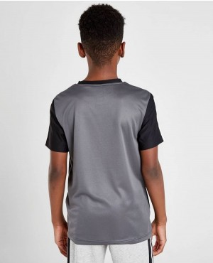 Kids-Fashion-Basic-Crew-Neck-Hip-Hop-Custom-Panel-Short-Sleeve-Stripes-RO-3448-20-(1)