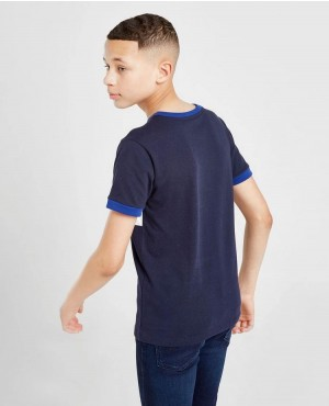 Kids-Slim-Fit-T-Shirts-Short-Sleeve-Casual-T-Shirt-Neck-And-Sleeve-Stripes-Chest-Panel-Tee-RO-3443-20-(1)