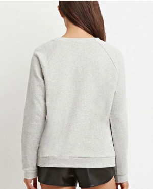 Ladies-Heather-Grey-Crew-Neck-Best-Selling-Sweatshirt-RO-10199-(1)