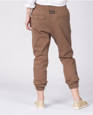 Ladies-Khaki-Cotton-Sweatpant-RO-10130-(1)