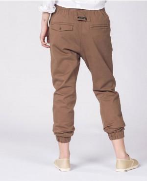 Ladies-Khaki-Cotton-Sweatpant-RO-10130-(1)
