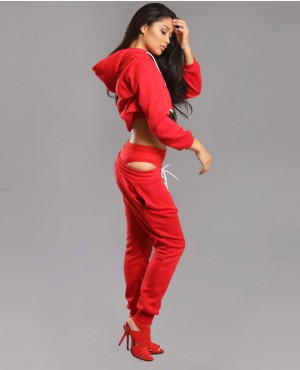 Ladies-Red-Hot-and-Sexy-Sweatsuit-with-Crop-Top-RO-1277-(1)
