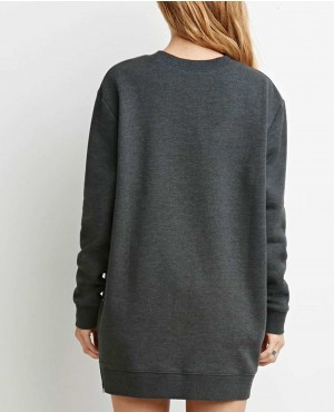 Ladies-Side-Zipper-Sexy-Elongated-Crewneck-RO-10246-(1)