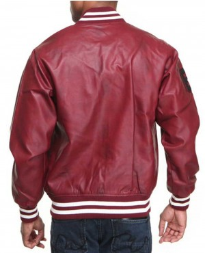 Leather Varsity Custom Branded Jacket RO 103583 (1)