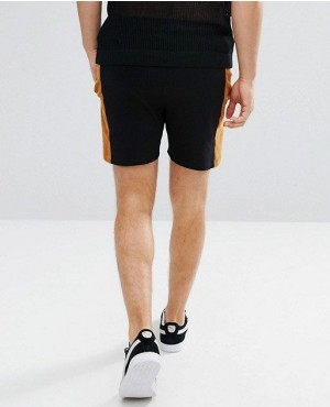 Lightweight-Jersey-Short-With-Velour-Cord-Panels-RO-2305-20-(1)