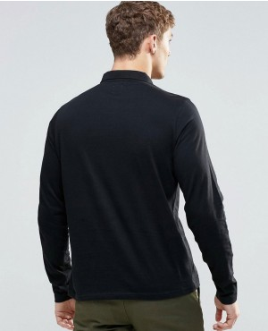 Long-Sleeve-Jersey-Polo-In-Black-RO-102541-(1)
