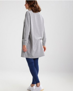 Longline-Light-Grey-Women-Pockets-Sweatshirt-RO-3016-20-(1)