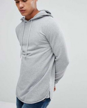 Longline Muscle Hoodie With Curved Hem RO 2024 20 (1)