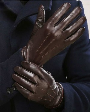 Luxury-Thicken-Driving-Goatskin-Genuine-Leather-Gloves-RO-2423-20-(1)