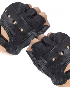 Medium-Fingerless-Leather-Motorcycle-Glove-Vented-Cowhide-Multi-Use-RO-2383-20-(1)